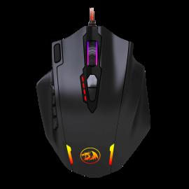 Mouse Gamer Redragon Alambrico M908 Impact gaming 2